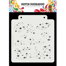 Dutch DooBaDoo - DDBD Dutch Mask Art Starry Night