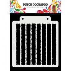 Dutch DooBaDoo - DDBD Dutch Mask Art Grunge Strip