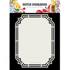 Dutch DooBaDoo - DDBD Dutch Shape Art Ticket