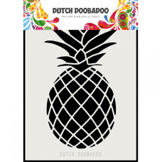 Dutch DooBaDoo - DDBD Dutch Mask Art Pineapple