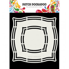 Dutch DooBaDoo - Dutch Shape Art Frame Elton