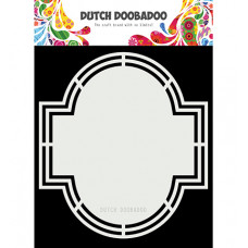 Dutch DooBaDoo - Dutch Shape Art Emerald