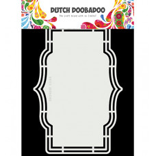 Dutch DooBaDoo - Dutch Shape Art Lily