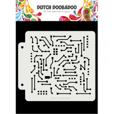 Dutch DooBaDoo - Dutch Mask Art Motherboard