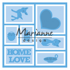 Marianne Design - Layout