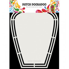 Dutch DooBaDoo - Dutch Shape Art Flower petals