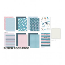Dutch DooBaDoo - Crafty Kit Frosty Winter