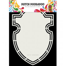 Dutch DooBaDoo - Dutch Shape Art Shield
