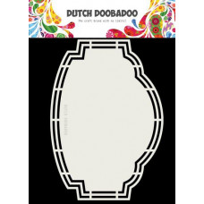 Dutch Doobadoo - Shape Art Hilde A5