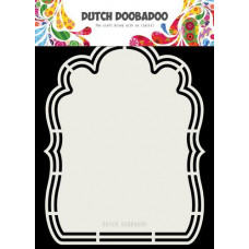 Dutch Doobadoo - Shape Art Susanna A5
