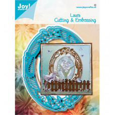 Joy!Crafts - Stans-embosmal - Noor - Laura