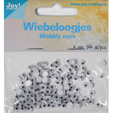 Joy!Crafts - Wiebeloogjes rond 4mm