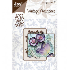 Joy!Crafts - Stansmal - Noor - VF - Takjes