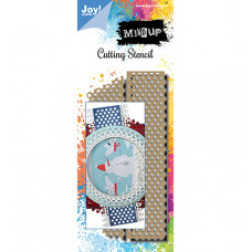 Joy!Crafts - Stansmal - Noor - Mixed Up - Tape