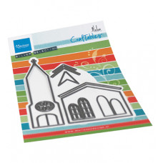 Marianne Design - Church by Marleen