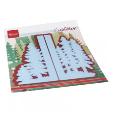 Marianne Design - Creatable - Gate folding Tiny's Forest