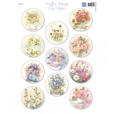 Marianne Design - Mattie's Mini's – Flowers