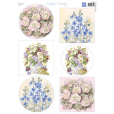 Marianne Design - Mattie's Mooiste - Field flowers