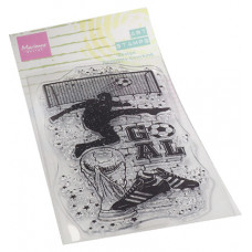 Marianne Design - Art stamps – Soccer