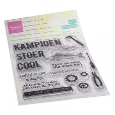 Marianne Design - Art stamps – Kampioen