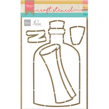 Marianne Design - Message in a bottle by Marleen