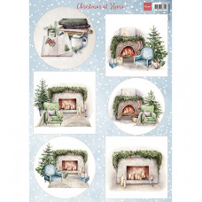 Marianne Design - Christmas at home