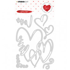 StudioLight - Studio Light - Cutting Die - Filled With love - nr.351