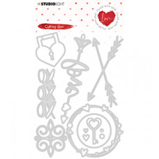 StudioLight - Studio Light - Cutting Die - Filled With love - nr.352