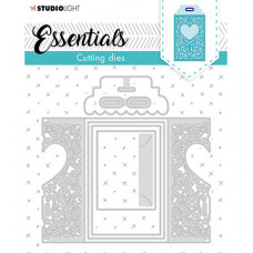 StudioLight - SL Cutting Die Instant film photo frames Essentials nr.10