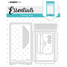 StudioLight - SL Cutting Die Instant film photo frames Essentials nr.11