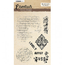 StudioLight - BJ Clear stamp Essentials By Jolanda de Ronde nr.1