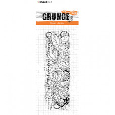 StudioLight - SL Clear Stamp Christmas branches Grunge nr.99